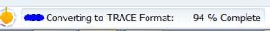 Create trace file