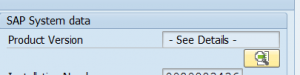 System status details