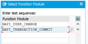 function modules