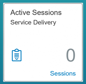 Service delivery Sessions