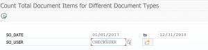 Digital access check tool start screen